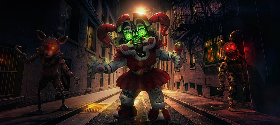 Five Nights at Freddy's AR: Special Delivery is Finally Here!