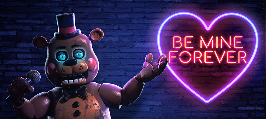 [2020.02.06] Toy Freddy is Here! A Special Delivery for Those We Love!